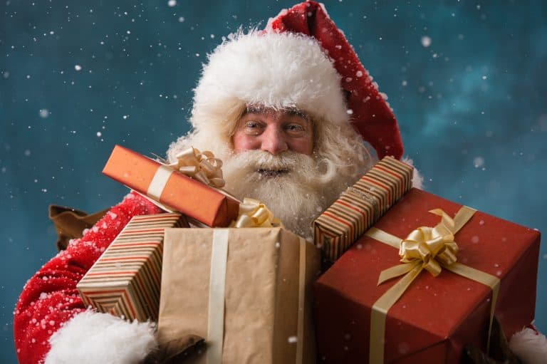How Modern Online Marketplaces Will Almost Certainly Disrupt Santa's Business Model