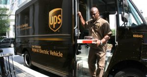 Thriving E-Commerce Means Record Shipping Numbers For UPS