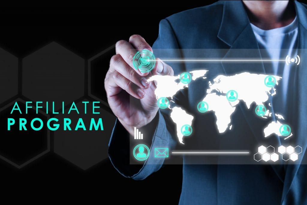 affiliate management program